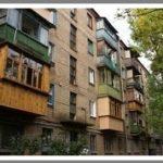 Балкон под ключ в Хрущевке
